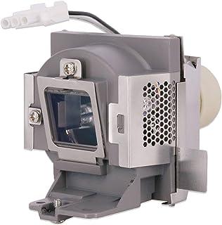 Supermait 5J.J9R05.001 Bombilla de lámpara de proyector Original con Carcasa Compatible con Benq MS504 MS524 MS524A MW526A MX525 MX525A MX505 MS504A MS512H MS514H MS521P, Bombilla OEM en el Interior