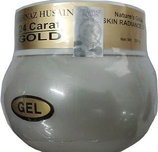 Shahnaz Husain Gold Plus Skin Radiance Gel, Gold, 200g