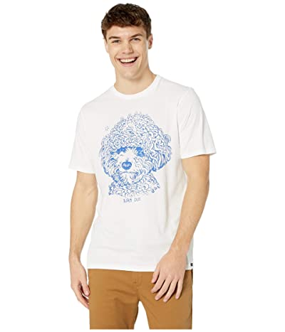 Volcom Travis Millard Short Sleeve T-Shirt (White) Men