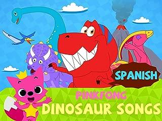 Pinkfong! Dinosaur Songs (Spanish Version)