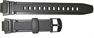 Casio 22mm-Black Resin-AQ180W