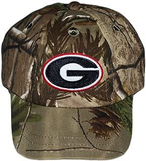 University of Georgia UGA Bulldogs Baby and Toddler Baseball Hat