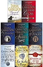 Outlander Series By Diana Gabaldon 8 Books Collection Set (Book 1-8) (Outlander, Dragonfly, Voyager, Drums Of Autumn, Fier...