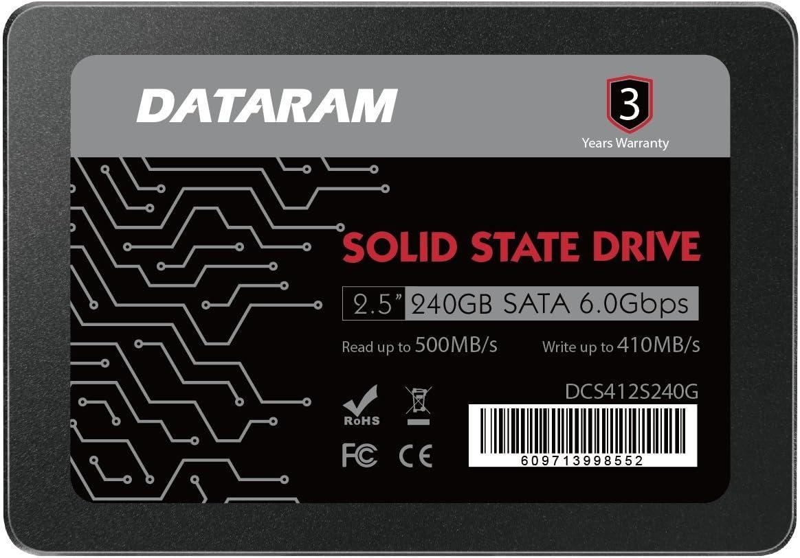 DATARAM 240GB 2.5