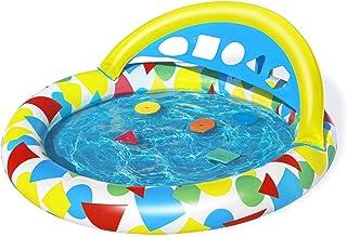 Bestway Pool Splash & Learn Kiddie Pool 120X117X46