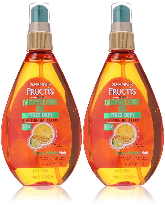 Garnier Fructis Marvelous 5 Action Elixir