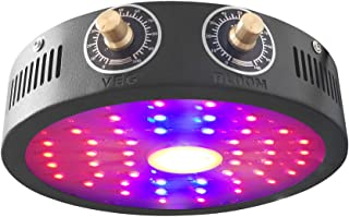 Adjustable 1000W COB LED Grow Light for Indoor Plant,Full Spectrum Plant Light Growing Lamps with Veg and Bloom Adjust knobs