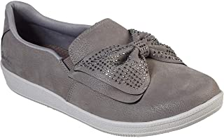Skechers Women's Madison Ave - Curtsied Slip On Sneaker