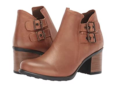 FLY LONDON ISMA421FLY (Tan Janeda Leather) Women