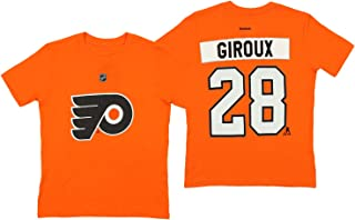 Claude Giroux Philadelphia Flyers NHL Youth HD Net Player T-shirt Orange