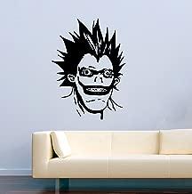 Death Note Anime Vinyl Wall Decal Face Ryuk Demon Manga Hentai Vinyl Stickers Mural MK4867