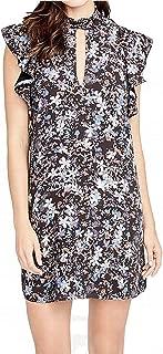 Women's Printed A-line Dress