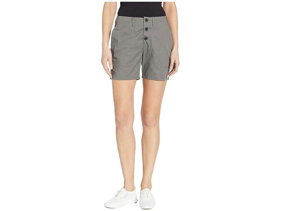 NAU Stretch Motil Shorts (Cape Heather) Women
