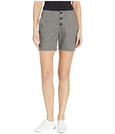 NAU Stretch Motil Shorts (Cape Heather) Women