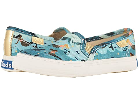 Keds x Rifle Paper Co. Kids Rifle Paper Double Decker (Toddler)
