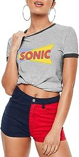 Women Design Summer Contrast T Shirt Pure Tunic Tops T-Shirts Comfortable Cotton Linen t Shirt