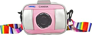 Original Camera Design Women Crossbody Bag Cute Girl Phone Bag Adorable Fanny Pack Party Purse -Sibalasi
