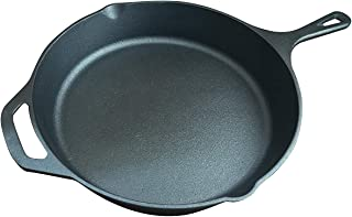 cast iron 15 inch skillet