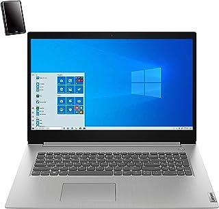 Lenovo IdeaPad 3 17 17.3インチ HD+ ノートパソコン コンピューター AMD 8-Core Ryzen 7-4700U (ビートi7-1065G7) 36GB DDR4 RAM 2TB PCIe SSD AC WiFi...