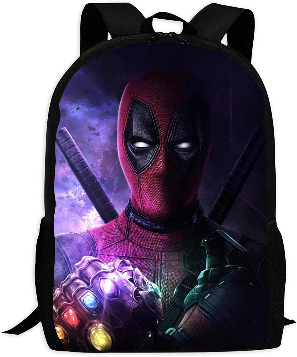 Special Campaign Super beauty product restock quality top Deadpool Backpack Schoolbags Lightweight Travel Boys Bag Gir for