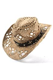 Hats Sun Hat Stalk Woman Summer Stubble Hat Natural Panama Jazz Cap Bow Tie Beach Fashion Hat Ladies