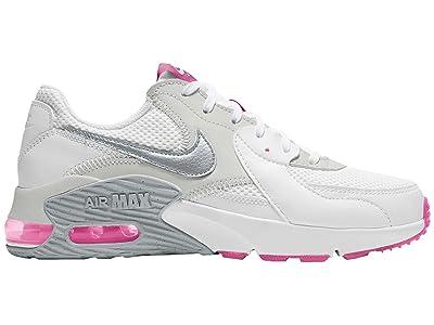 Nike Air Max Excee (White/Metallic Platinum/Vast Grey) Women