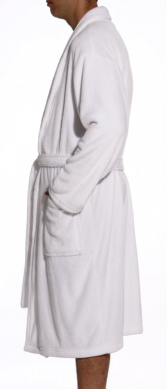 #followme Velour Robe Robes for Men