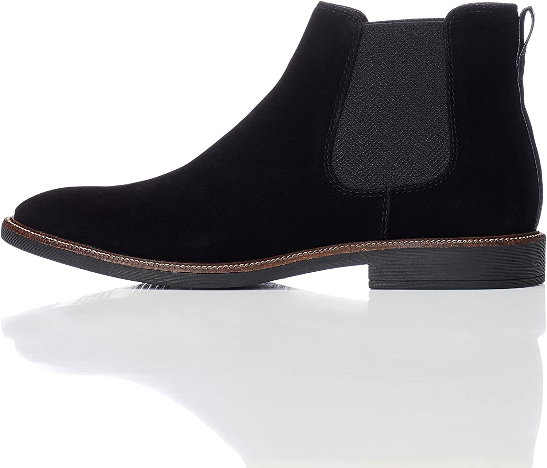 Amazon Brand - find. Men's Suede Look Chelsea Boots