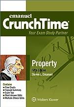 Download Emanuel CrunchTime for Property (Emanuel CrunchTime Series) PDF