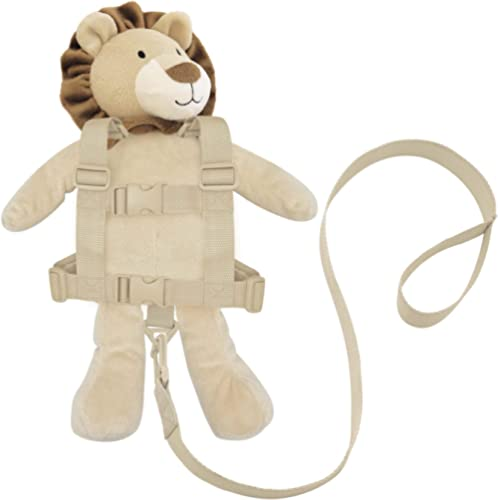 Goldbug - Animal 2 in 1 Child Safety Harness - Lion