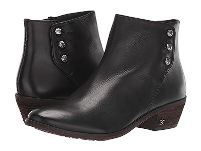 Sam Edelman Paila (Black Veg Calf Leather) Women