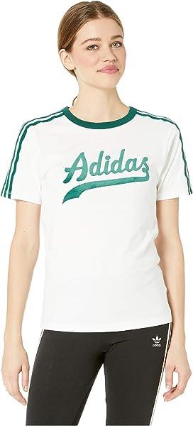 848757061cc adidas Sport ID Baseball T-Shirt at Zappos.com