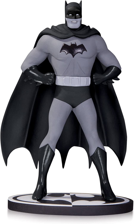 DC Direct Batman schwarz & Weiß Statue Batman by DICK Sprang