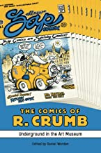 The Comics of R. Crumb: Underground in the Art Museum (Critical Approaches to Comics Artists)
