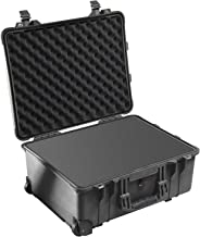 Pelican 1560 Case With Foam (Black)