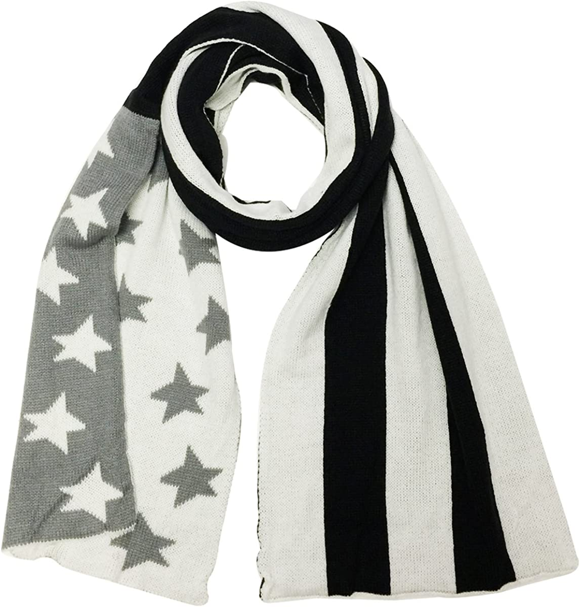 Wrapables Vintage Old Glory Cheap Scarf Ranking TOP2 American Flag