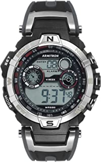 ساعة ارمترون رياضية للرجال 408231RDGY رقمية