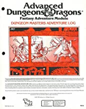 Dungeon Masters Adventure Log (AD&D 1st edition)