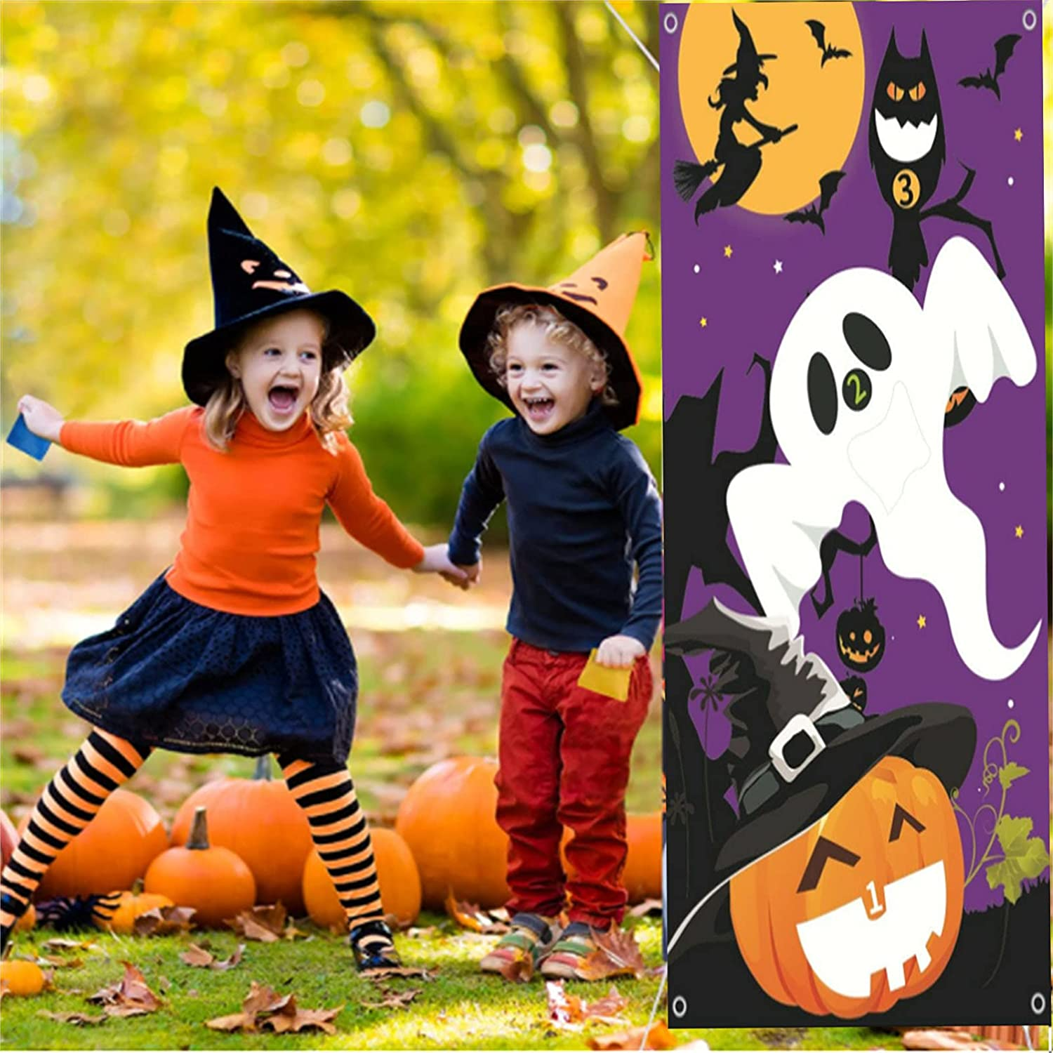 Latest item Halloween Throwing sandbag Children Free shipping anywhere in the nation Game Gam