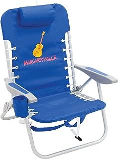 Margaritaville 4-Position Backpack Folding Beach Chair