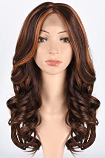 Best lace front wig with highlights Reviews