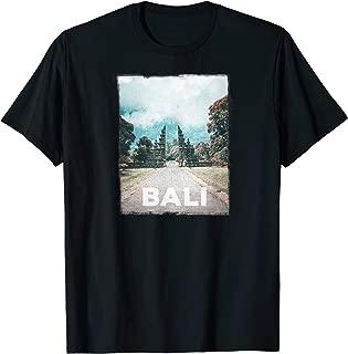 Bali Travel Love I Love Bali T-Shirt