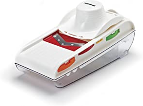 Farberware Food Slicer with Four Blades, White
