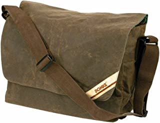 Domke F-833 Large Photo Courier Bag - Brown Rugged Wear