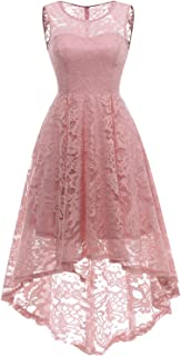 Best light pink simple prom dress Reviews