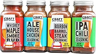 Best Sellers Seasoning Gift Set - Craft Spice Blends