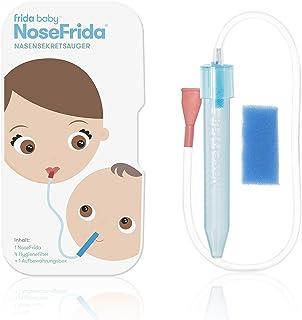 Nosefrida Rotho Babydesign Neuszuiger, vanaf 0 Maanden, 50x2.3x2.3 cm, Blauw/Wit