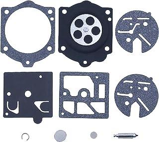 Juego de reconstrucción de reparación de carburador Fit Homelite Motosierra XL 2 F S Vi 150 Mini Auto