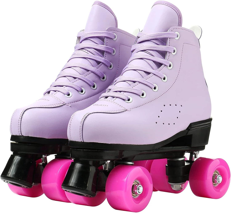 ASJUNQ Roller Skates Direct stock discount Girls Women 5 popular for