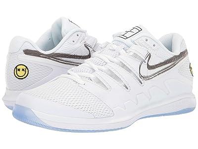 Nike Air Zoom Vapor X (White/Metallic Summit White/Black/Canary) Men